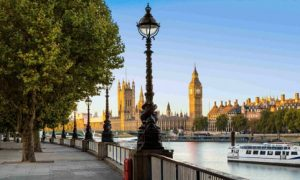 South Bank of the Thames London walk