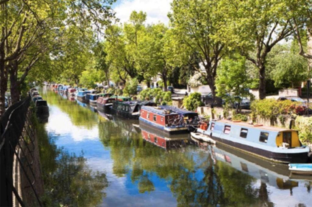 Top 5 London walks